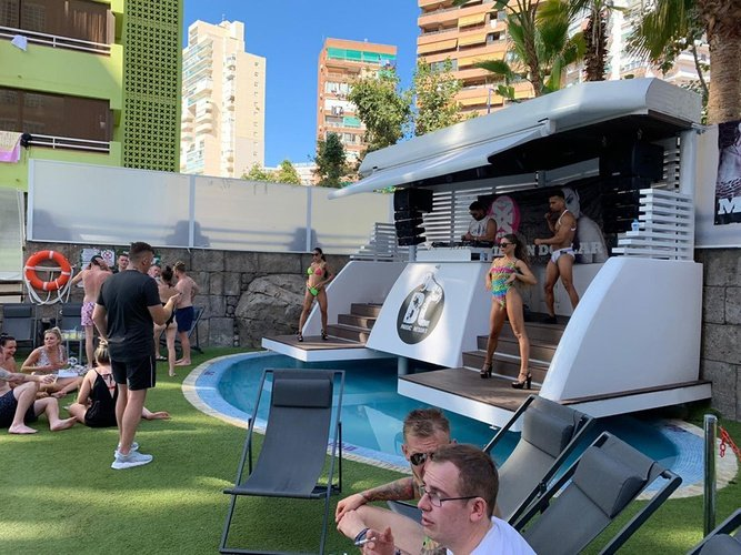 Événements appartements benidorm celebrations ™ music resort (adults only)