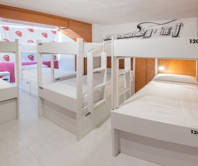 Appartement Standard (Étude + 1 Chambre) 7/8 Apartamentos Benidorm Celebrations™ Pool Party Resort (Adults Only)