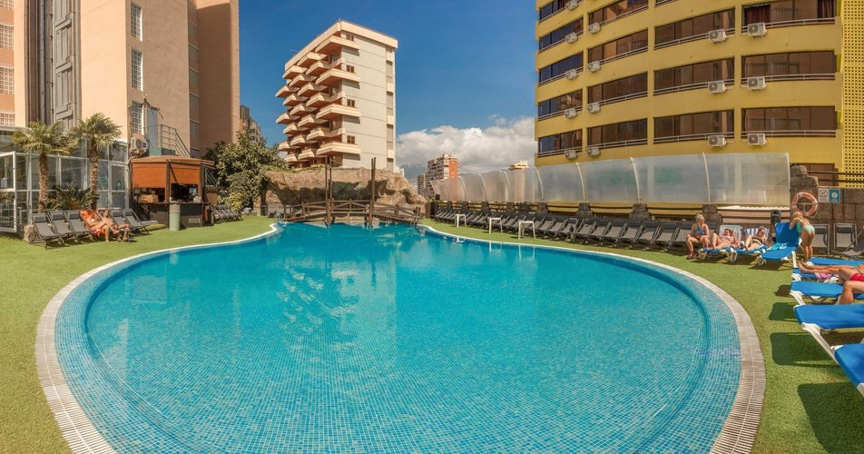 appartements benidorm celebrations ™ music resort (adults only)