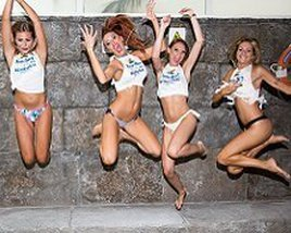 Pool Parties, DJs et Gogos Apartamentos Benidorm Celebrations™ Pool Party Resort (Adults Only)