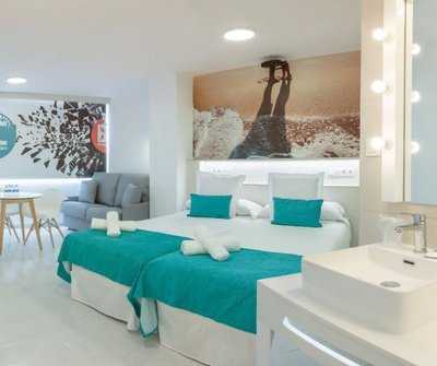 Party Studio 2/5 Appartements Benidorm Celebrations™ Music Resort (Adults Only)